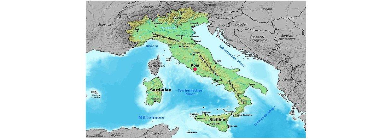 Favoritvine fra Italien