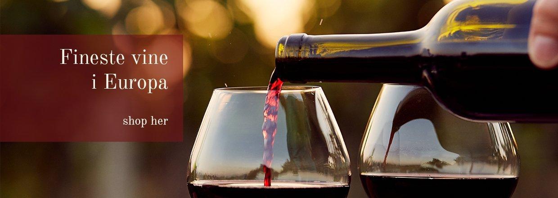Vin til kvalitetsbevidste livsnydere