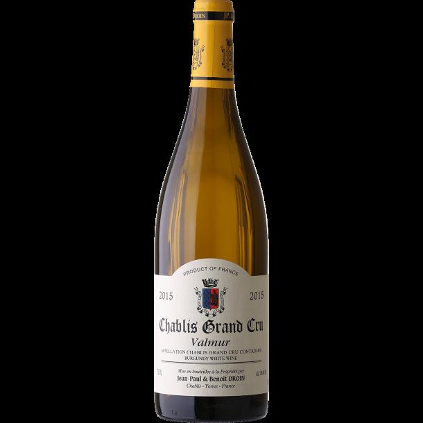 2016 Chablis Grand Cru Valmur - Jean-Paul Droin