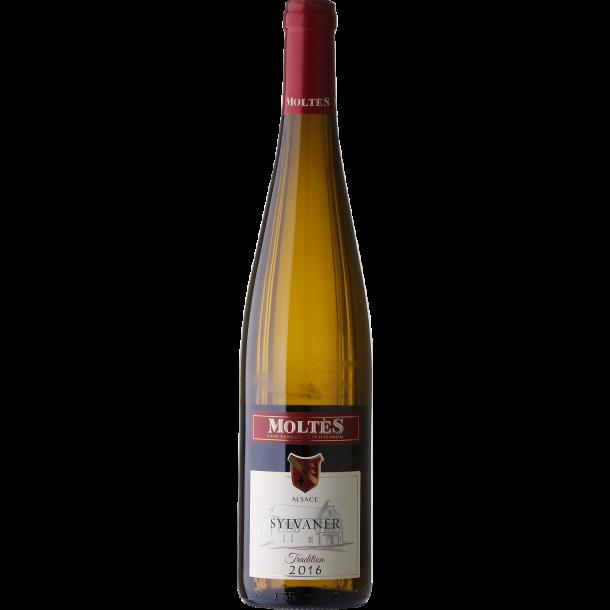 2018 Sylvaner d' Alsace 'bio' - Moltès