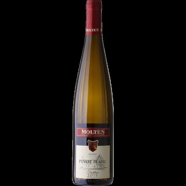 2017 Pinot Blanc d'Alsace 'bio' - Moltès