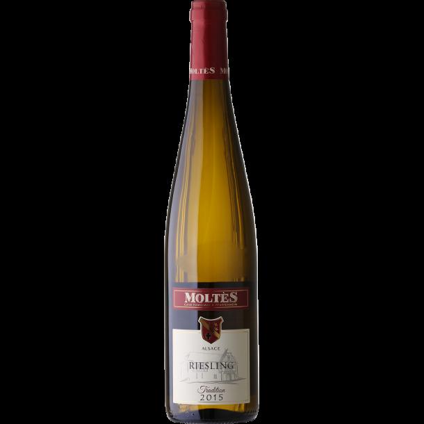 2016 Riesling d'Alsace 'bio - Moltès - 375 ml