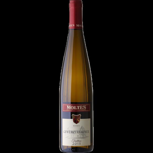 2015 Gewurtzraminer d'Alsace 'bio' - Moltès - 370 ml