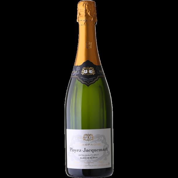 Extra Quality Brut Blanc de Blancs Champagne, Ployez-Jacquemart
