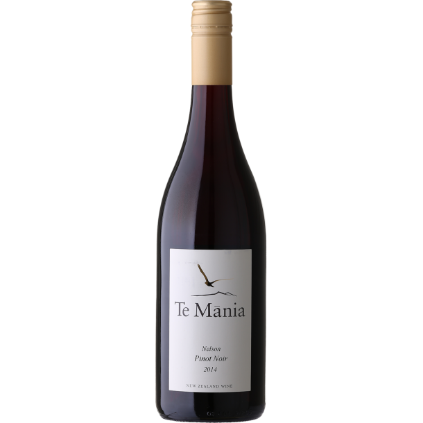 2014 Pinot Noir 'bio' Nelson, Te Mania