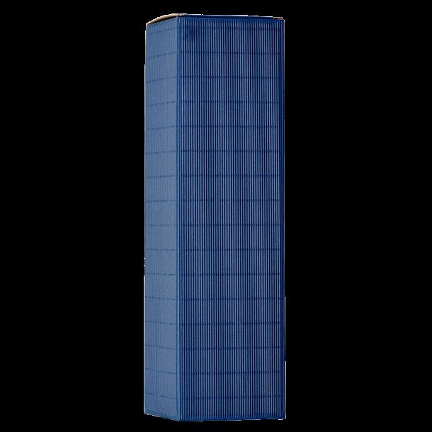 Gavekarton 1 magnum blå bølge