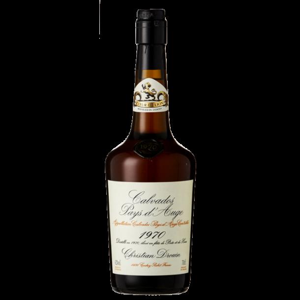 1970 Calvados Pays d'Auge - SPAR 30%