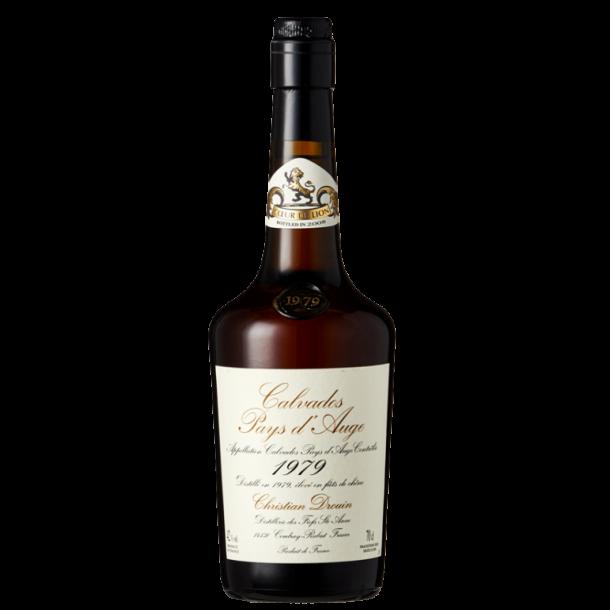 1979 Calvados Pays d'Auge - SPAR 30%