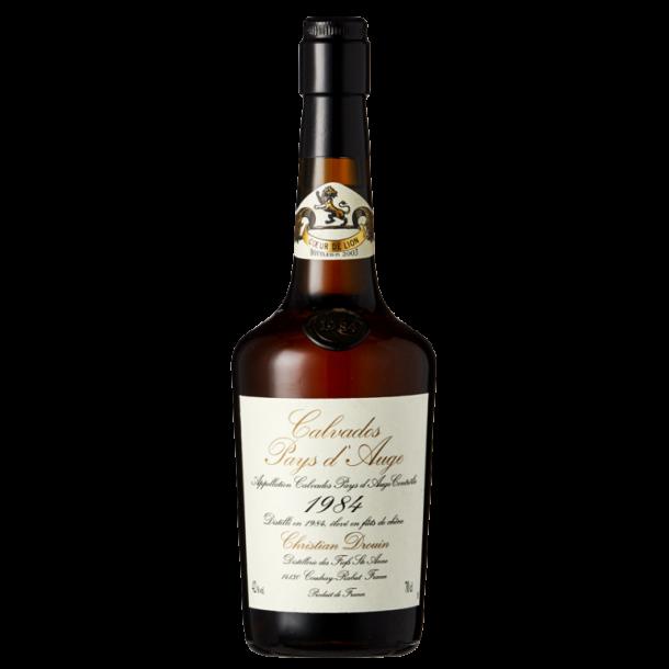 1984 Calvados Pays d'Auge  - SPAR 30%