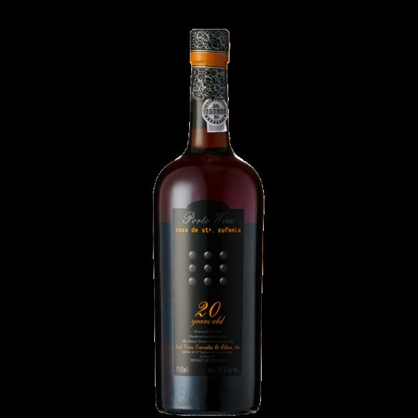 20 Anos Tawny Port - 370 ml, Casa Santa de Eufêmia