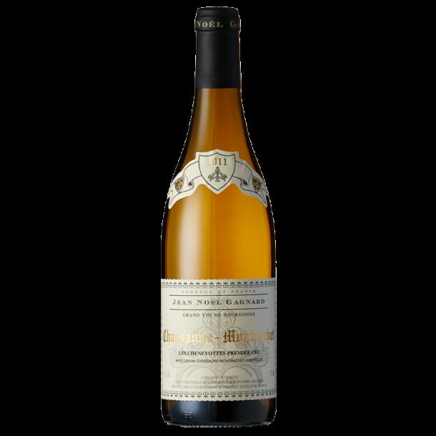 2014 Chassagne Montrachet, 1. Cru, Les Chenevottes 'bio' - 370 ml, Gagnard
