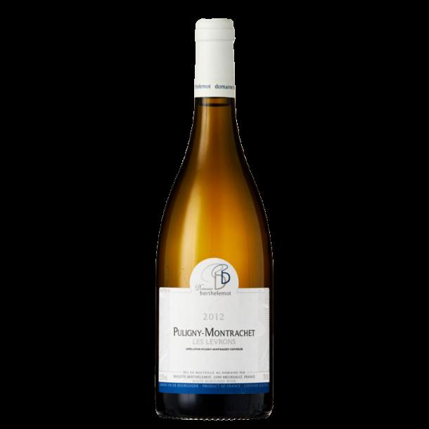 2016 Puligny Montrachet, 1. Cru, Les Garenne, Brigitte Berthelemot