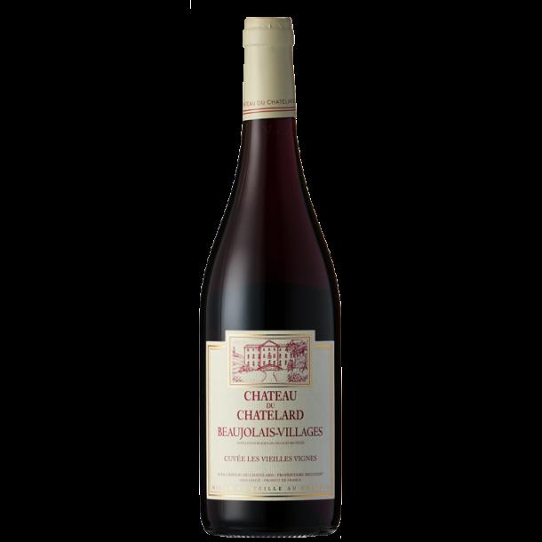 2016 Beaujolais Villages, Vieilles Vignes, 370 ml, Château du Chatelard
