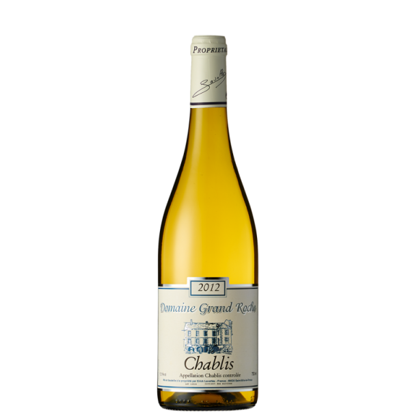 2017 Chablis - 350 ml, Grand Roche