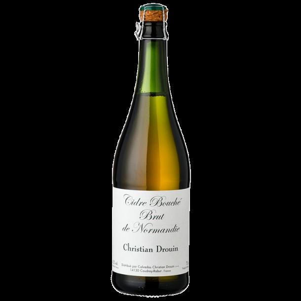 Cidre Bouché Pasteurisé 4,5% - Drouin