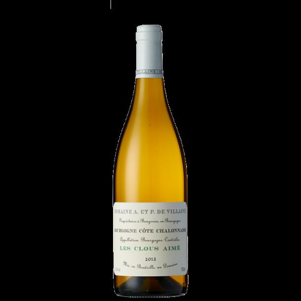 2016 Bourgogne Côte Chalonnaise, Les Clous Aimé 'bio' , Domaine de Villaine