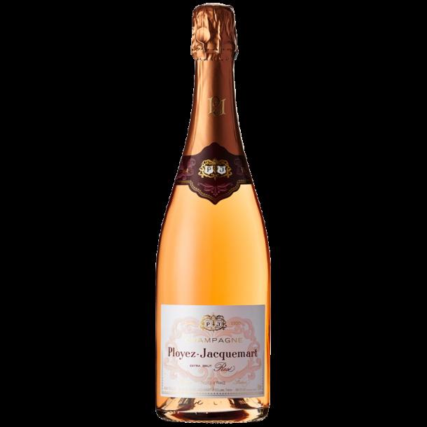 Rosé Champagne, Extra Brut, Ployez-Jacquemart