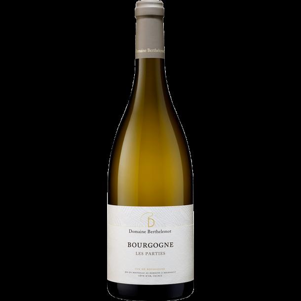 2018 Bourgogne Blanc, Les Parties 'bio', Berthelemot