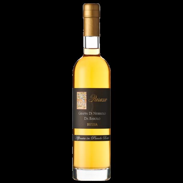 Grappa de Nebbiolo da Barolo, 500 ml, Parusso