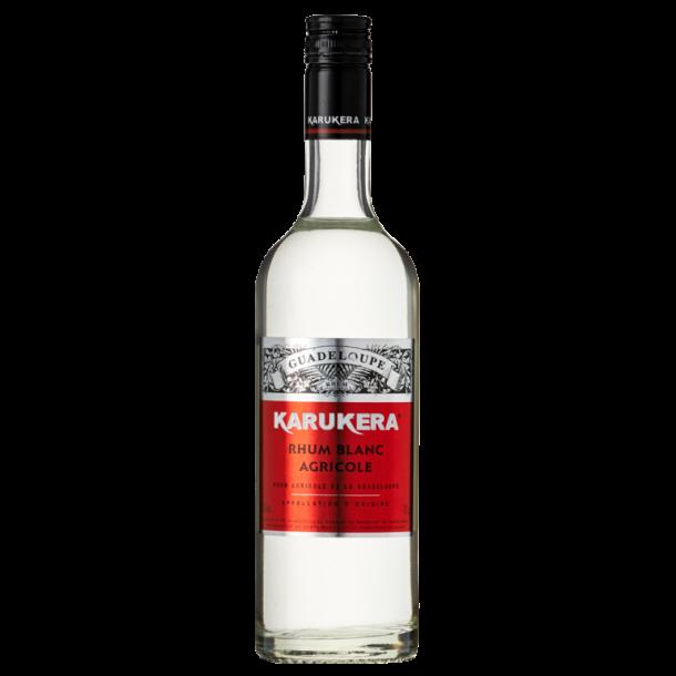 Karukera Rhum Blanc 50%