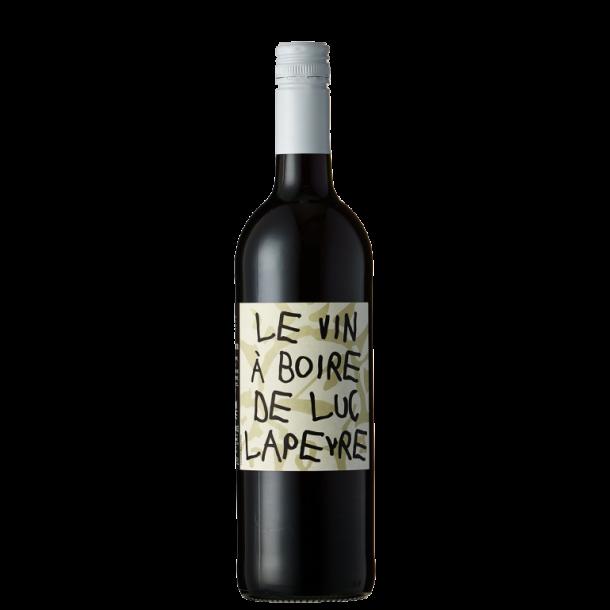 Le Vin a Boire de Luc Lapeyre 'bio', Luc Lapeyre