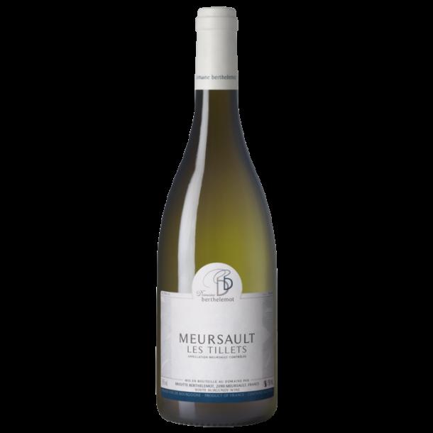 2016 Meursault Blanc, Les Tillets, Berthelemot