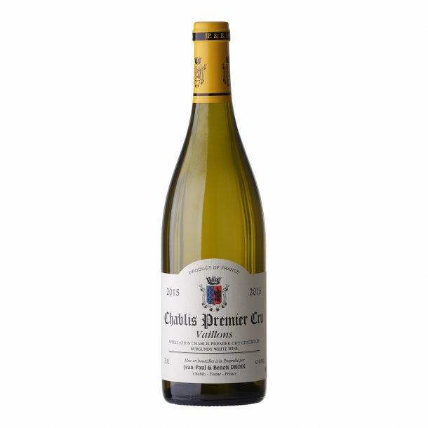 2014 Chablis 1. Cru Vaillons, 370 ml, Jean-Paul Droin