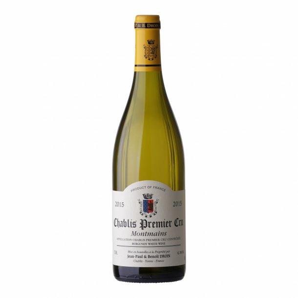2015 Chablis 1. Cru Montmain, Jean-Paul Droin