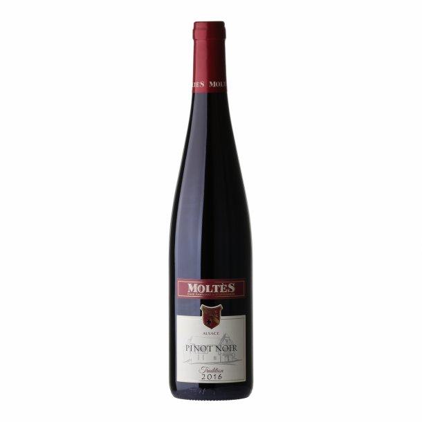 2016 Pinot Noir d'Alsace 'bio' - Moltès