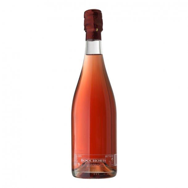 Bocchoris Rosé, Cava Brut Nature, Bocchoris