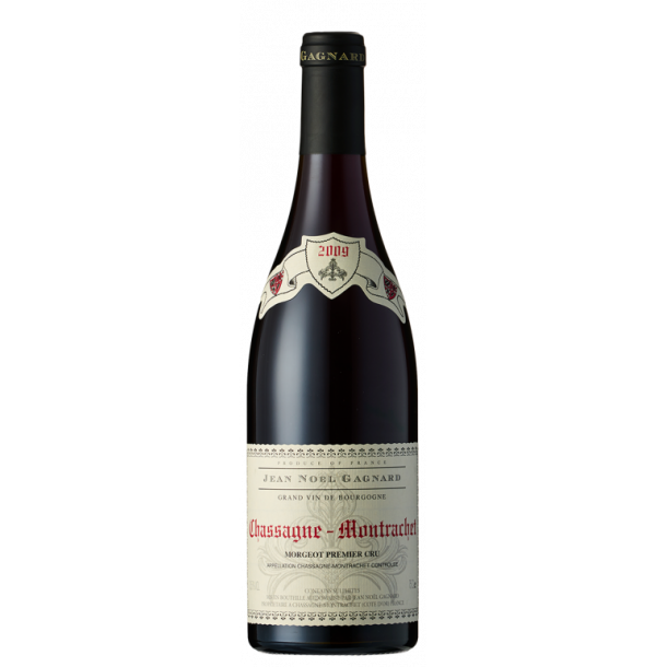 2018 Chassagne Montrachet Rouge 1. Cru Morgeot 'bio', Jean Noël Gagnard