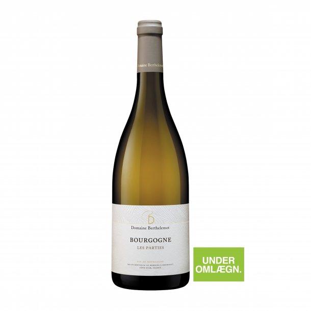 2018 Bourgogne Blanc, Les Parties