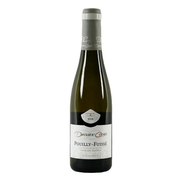 2018 Pouilly Fuissé, Vieilles Vignes, 370 ml