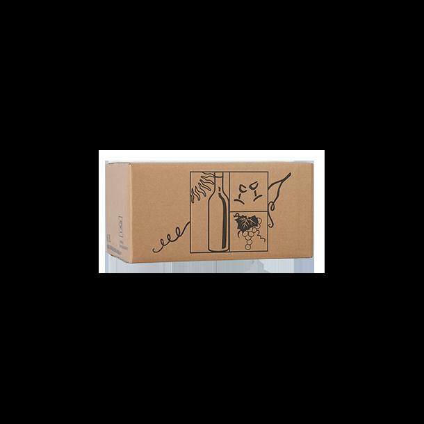 Forsendelseskarton 6 stk Masterbox