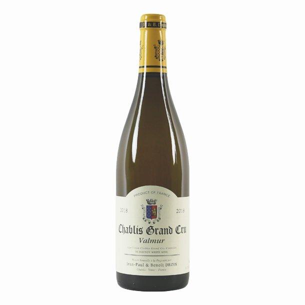 2018 Chablis Grand Cru Valmur